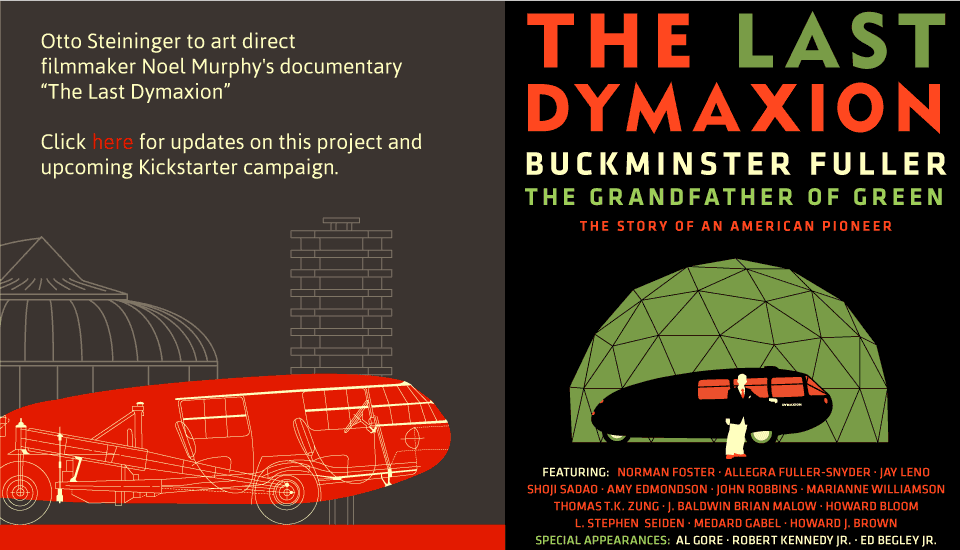 the last dymaxion/a documentary about buckminster fuller